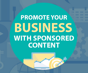 promote your business with sponsored content
